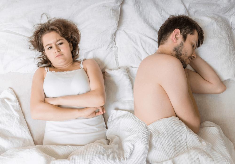 Baisse de libido et manque de sommeil