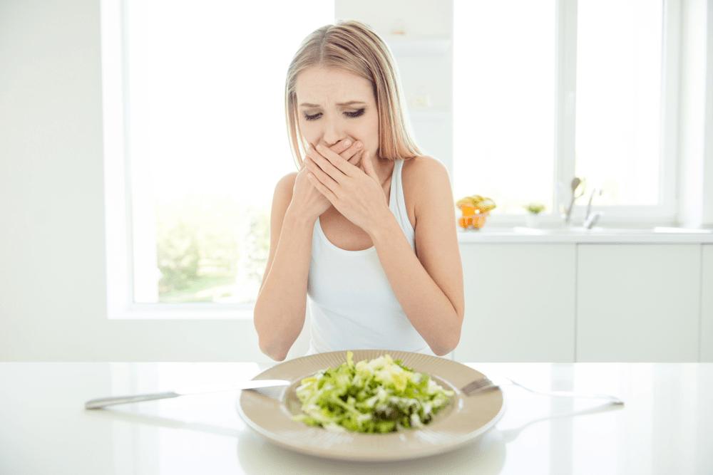 perte d'appétit boulimie cause psychologique