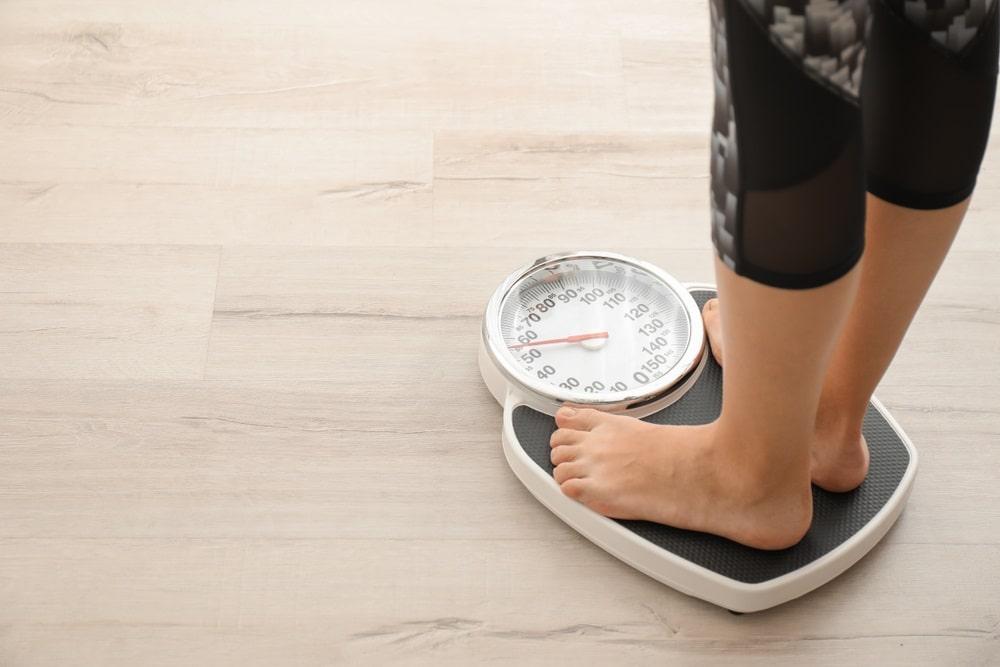 ménopause prise de poids