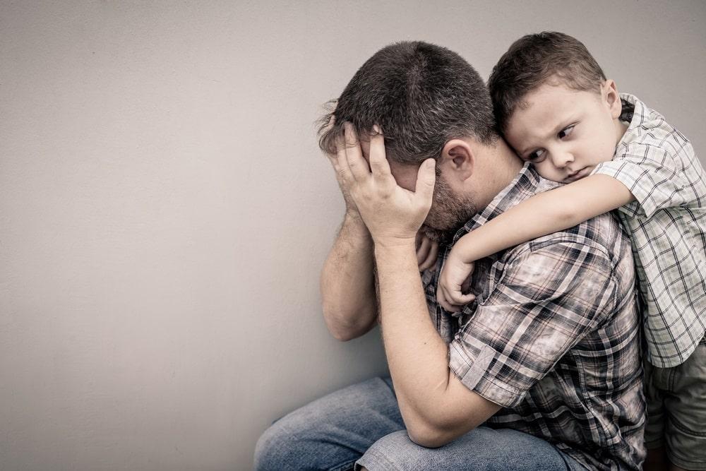 Les hommes et la dépression post-partum